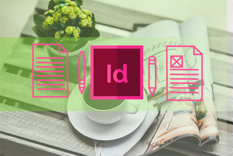 formation communication digitale indesign