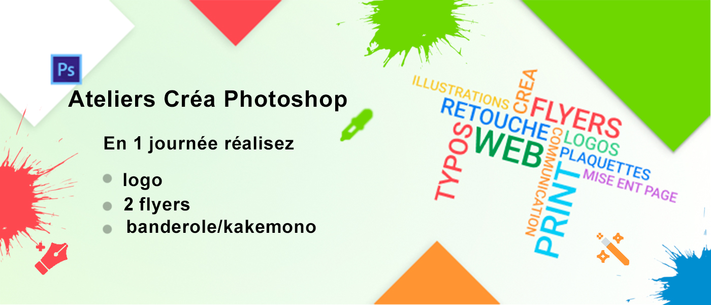 formation communication digitale photoshop