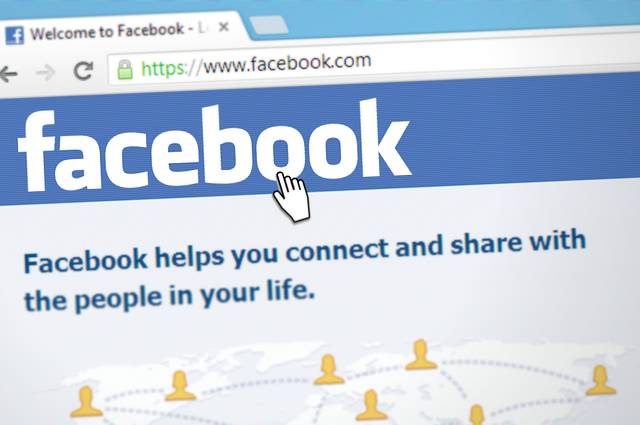 page facebook business